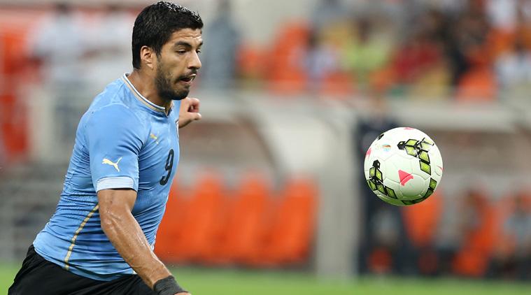 "<strong class=""sp-player-number"">9</strong> Luis Suarez"