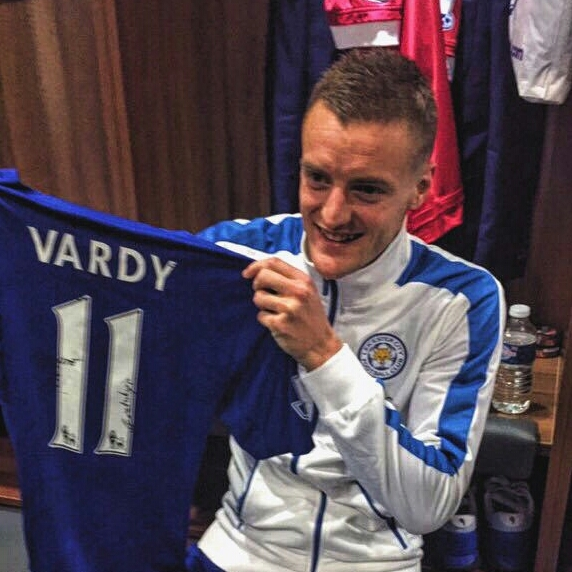 Vardy: My Target Was 3 points, Not EPL Goal Record