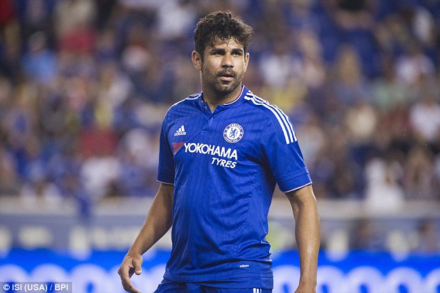 Mourinho Backs Costa To Score Against Maccabi Tel-Aviv