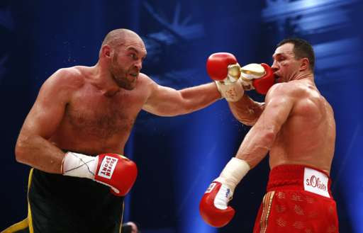 Tyson Fury Dethrones Klitschko To Become World Heavyweight Boxing Champion