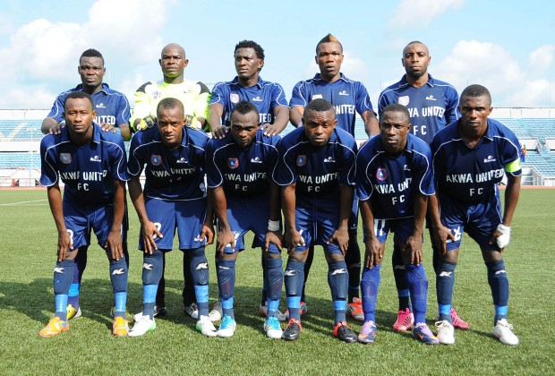 Fed Cup: Akpabio Gives N100,000 To Each Akwa United Player