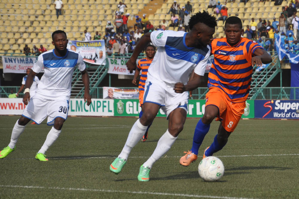 Boboye Quits As Sunshine Stars Head Coach