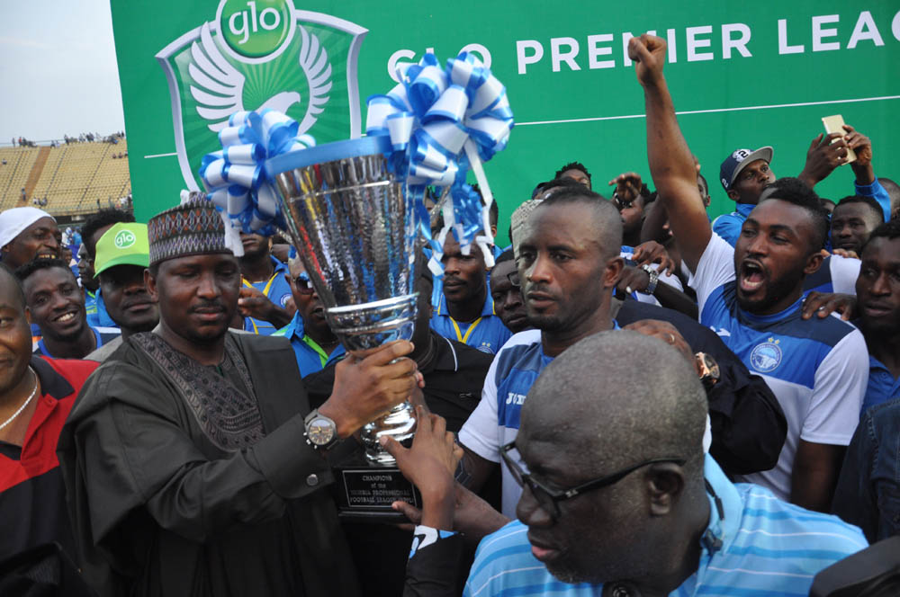 5 Reasons Why Enyimba Won 2015 Glo Premier League Title