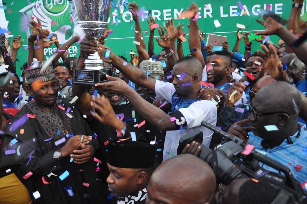 LMC Fine Enyimba N2.5m For Pitch Invasion
