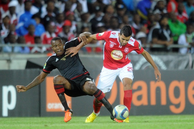 Confed. Cup Final: Etoile, Orlando Pirates End 1st Leg 1-1