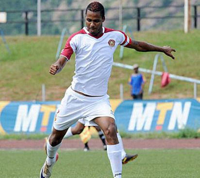Swaziland Recall Star Midfielder For Eagles Clash
