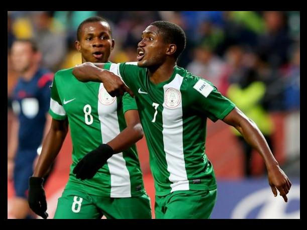 Ajax Join Chase For Golden Eaglets' Bamgboye