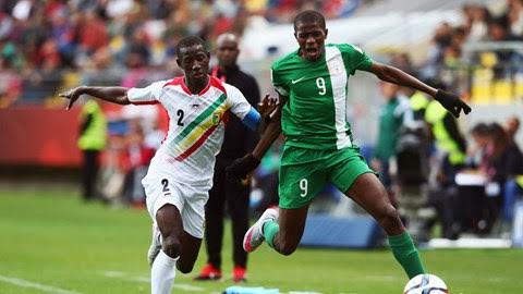 Minute By Minute: Nigeria Vs Mali