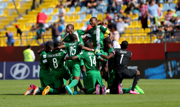 Echiejile Tips Golden Eaglets For World Cup Glory
