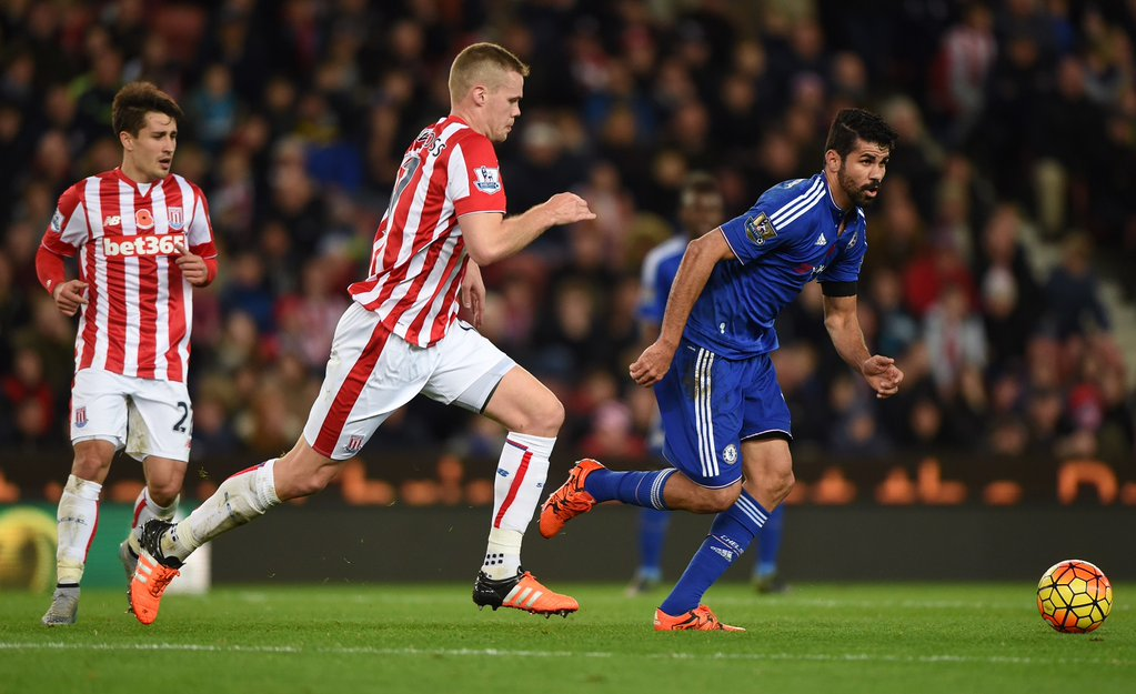 Diego Costa Accused Of Assault After Chelsea Defeat At Stoke