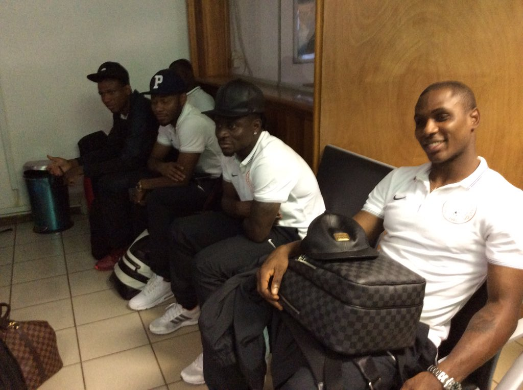 Oliseh Confident As Super Eagles Land In Swaziland