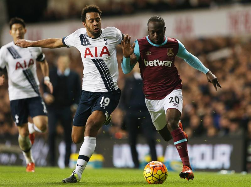 Moses Struggles As Tottenham Thrash Poor West Ham