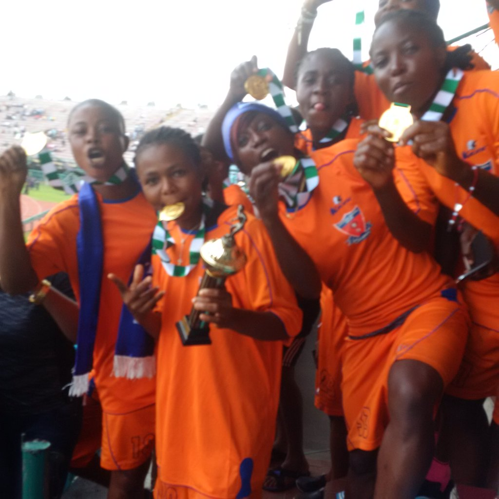 Sunshine Queens Beat Bayelsa To Win Women's Federation Cup