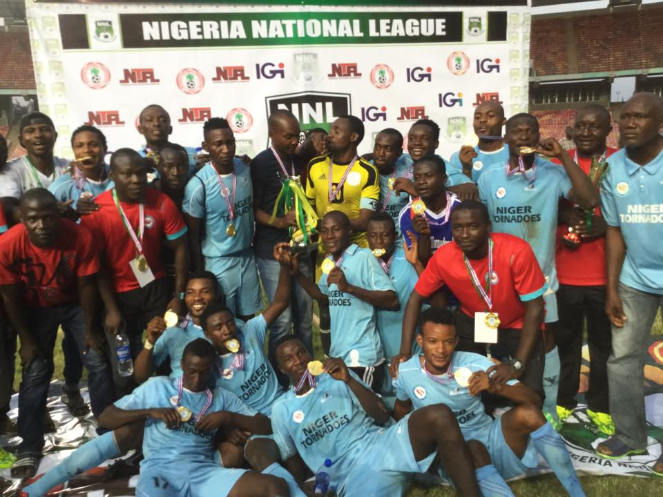 Niger Tornadoes Win NNL Super-4 Tourney