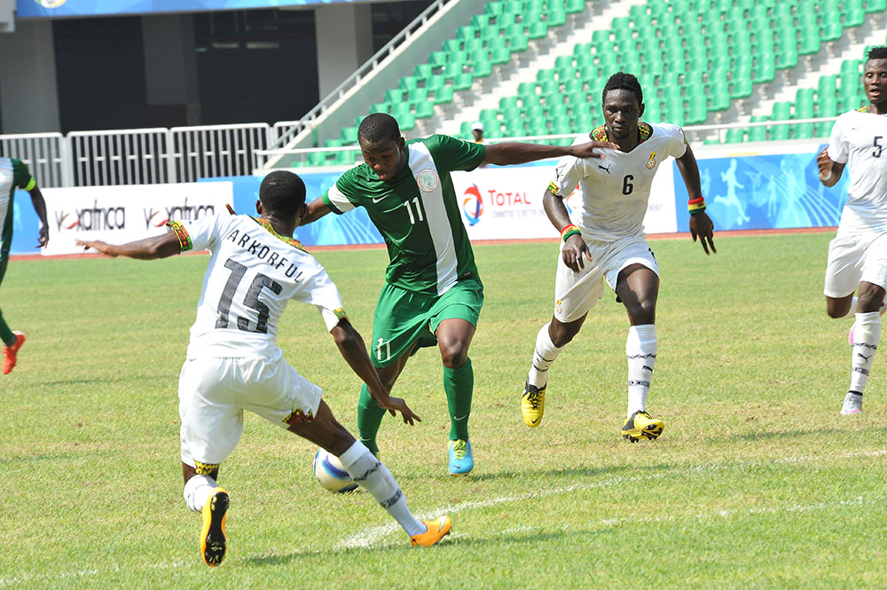 U-23 AFCON: Dosu Sure Nigeria Will Qualify For Olympics