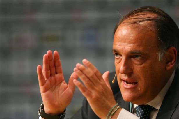 El Clasico: La Liga President Confesses To Being A Madrid Fan