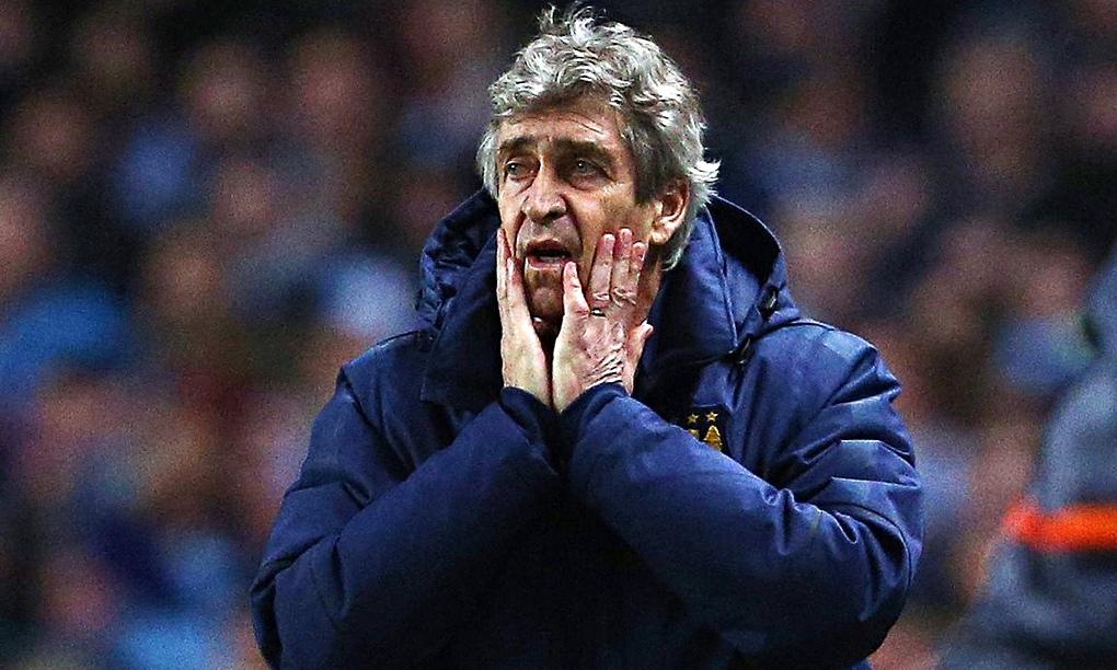 Pellegrini Drools Man City Vs Liverpool League Cup Final; Defends Team Selection Against Chelsea