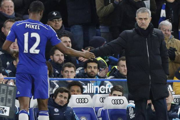 Mikel: Chelsea Players 100% Behind Mourinho, He's The Only One