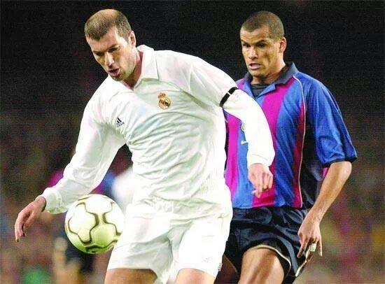Rivaldo Tips Zidane To Replace Benitez At Madrid