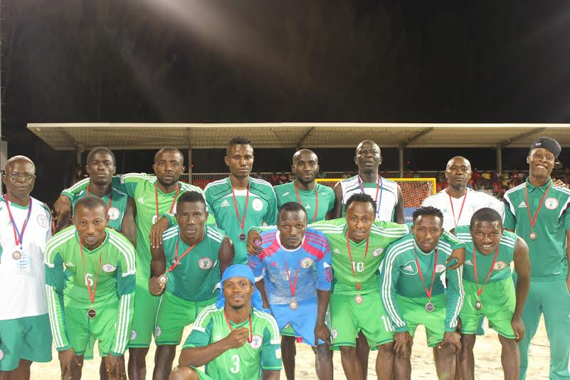 Warri Wolves Stars Lead 20-Man Sand Eagles Squad For Copa Lagos