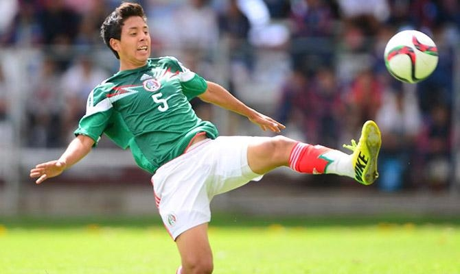 Chile 2015: Mexico Key  Defender To Miss Crucial Nigeria Match
