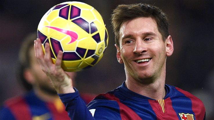 Edgar Davids: There's Nobody Like Lionel Messi