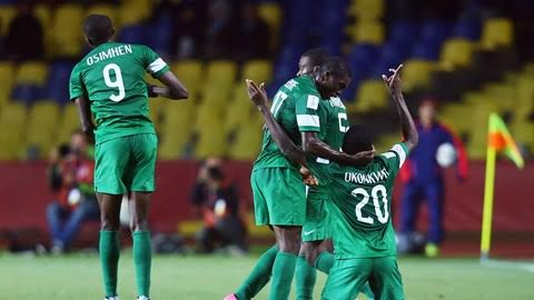 Resilient Eaglets Defeat Rampant Mexico, Face Mali In The Final