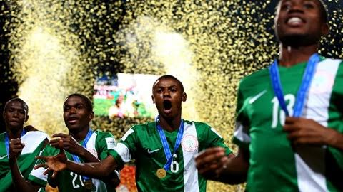 Nwosu Congratulates Triumphant Golden Eaglets‎