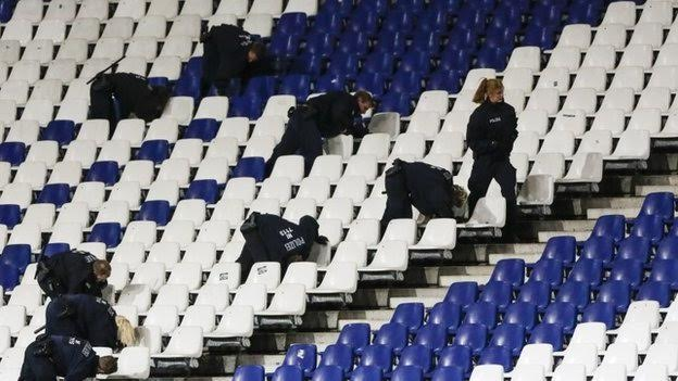 Germany, Netherlands Friendly Cancelled Over Fear Of Terrorist Attack
