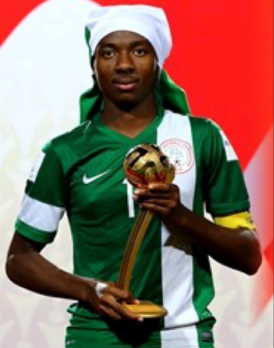 Nwakali, Osimhen Sweep Chile 2015 Individual Awards