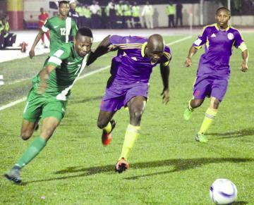 Swaziland Coach. Captain Confident Ahead Of Second Leg Clash