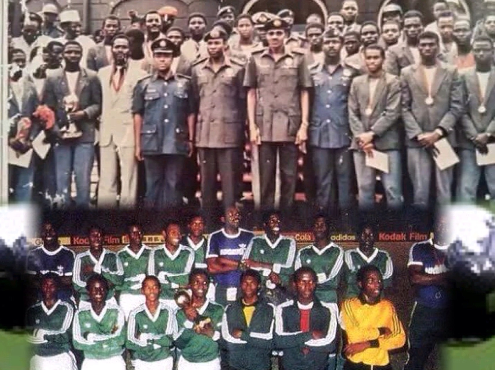Where Are They Now? – Buhari's '85 World Golden Eaglets