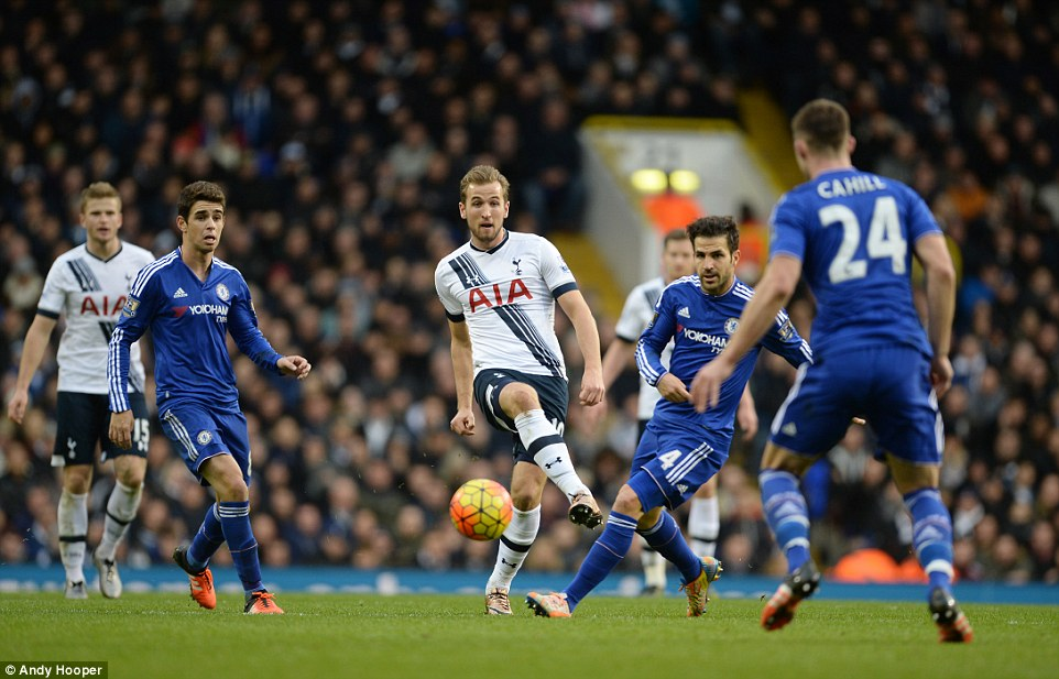 Mikel Benched As Spurs Hold Chelsea To Drab Draw