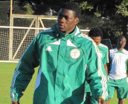 Alimi Replaces Injured Balogun In Eagles Squad For Swaziland Clash