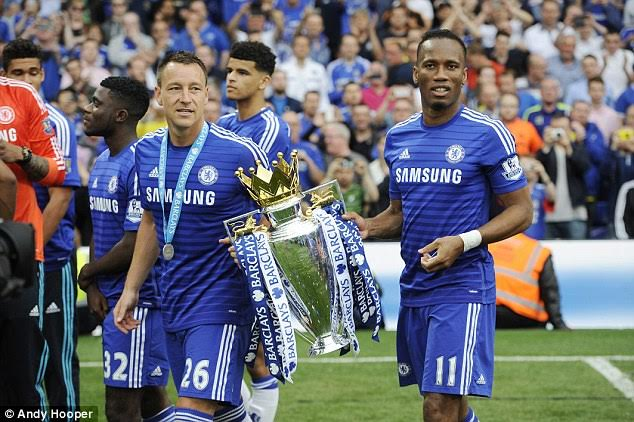 Drogba Holds Talks With Chelsea, Set For Blues Return