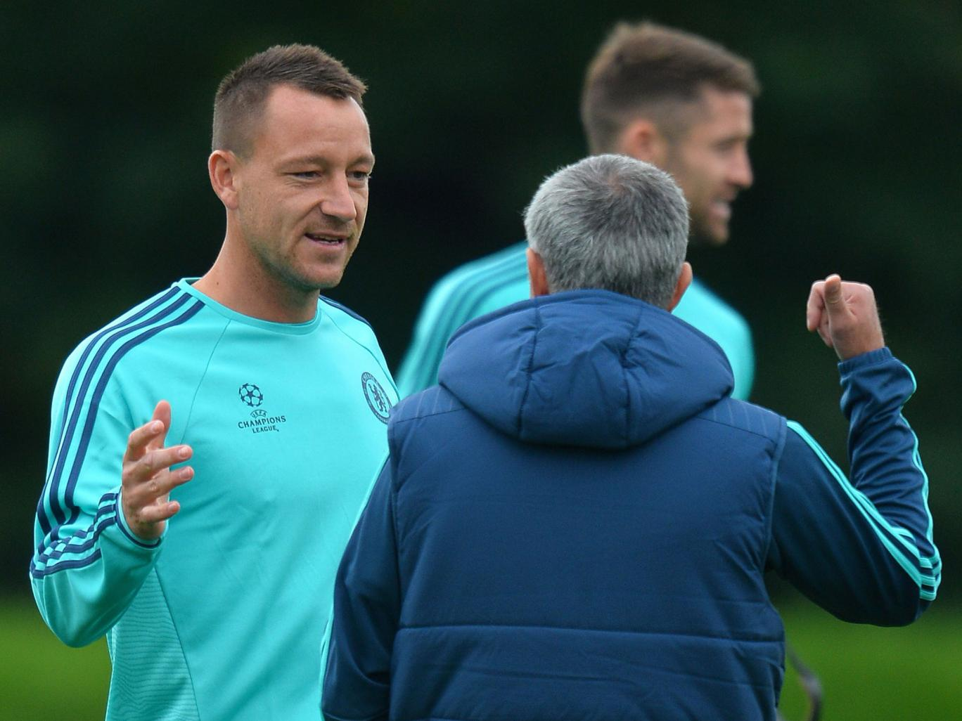 Terry Backs Mourinho, Vows To Return To Best Form