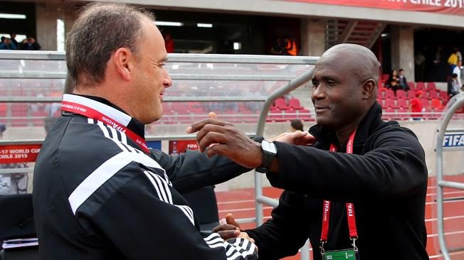Mali Coach Dares Golden Eaglets After Edging Out Belgium