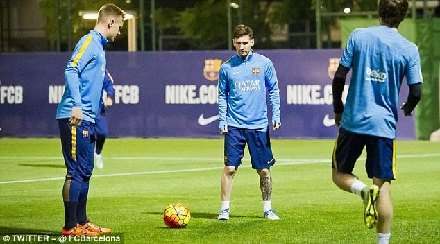 El Clasico: Messi To Face Late Fitness Set