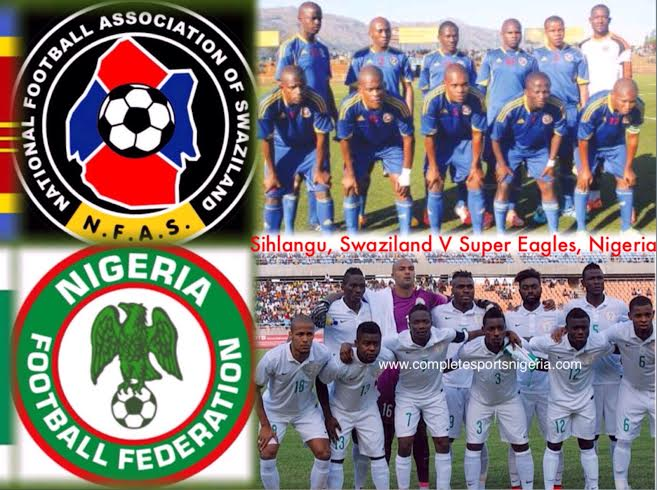 Minute By Minute – Nigeria Vs Swaziland