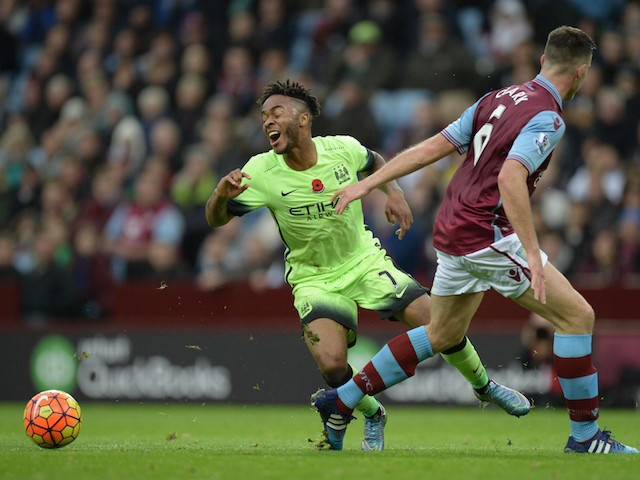 Iheanacho Replaces Sterling As Villa Hold Man City