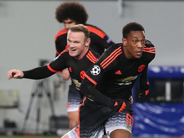 Van Gaal: Rooney, Martial, Fellaini Out Of Watford Clash