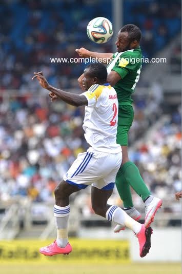 Nigeria 2-0 Swaziland: How Super Eagles Rated