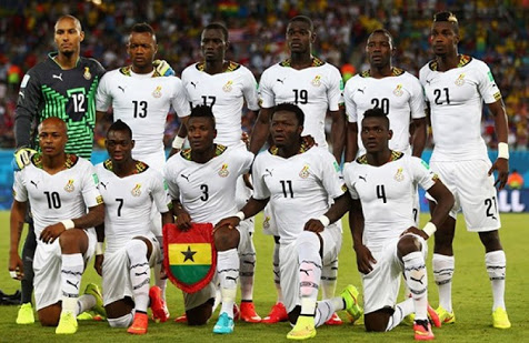 Lowly Comoros Hold Ghana In World Cup Qualifier