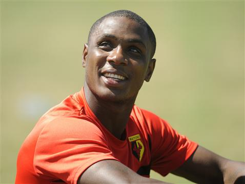 Ighalo: I'd Love To Score Against Chelsea