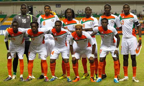 Niger Plan Morocco Friendly Ahead of Home Eagles Clash
