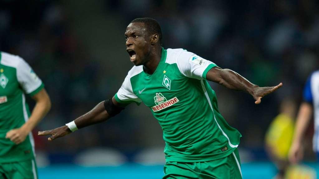 Ujah Grabs Goal No.10 In Bremen Win; Lookman, Nworuh Score