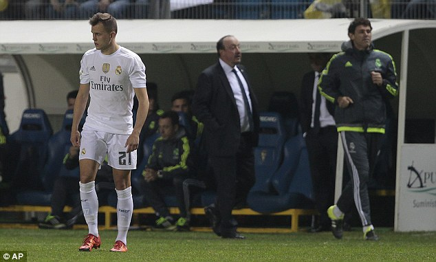 Real Madrid Thown Out Of Copa Del Rey Over Ineligible Player