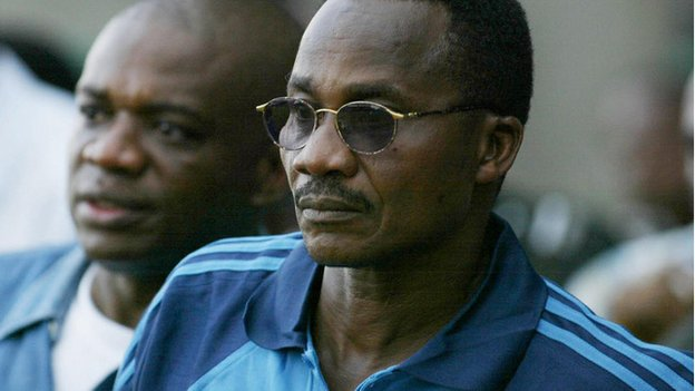 Kadiri Ikhana: I'm Not Leaving Enyimba