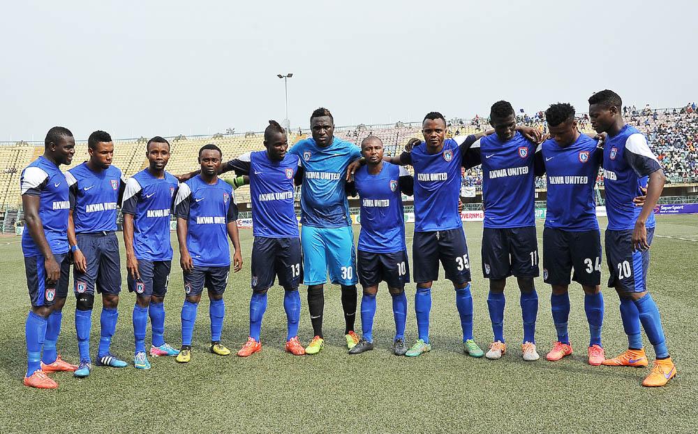 Akwa United, Nasarawa United Get Confed Cup Foes