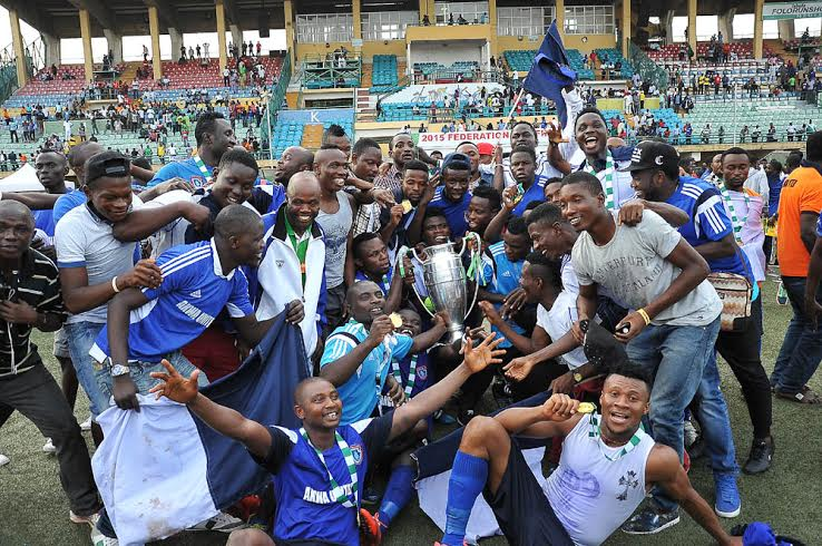 Akwa United Begin Fed Cup Defence, Enyimba Vs El-Kanemi Shifted
